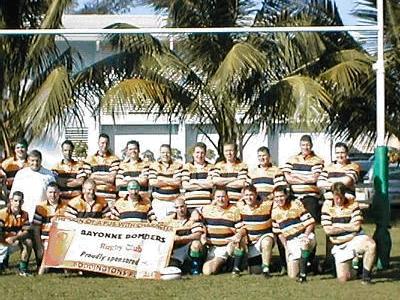 caymans 1 tour team photo